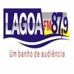 Logo da emissora Rádio Lagoa 87.9 FM