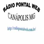 Logo da emissora Rádio Pontal Web
