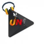 Logo da emissora Rádio Unção Nova Web CN