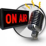 Logo da emissora Rádio Ritmos