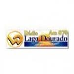 Logo da emissora Rádio Lago Dourado 870 AM
