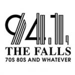 Logo da emissora KTRF 94.9 FM