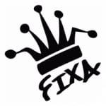 Logo da emissora Rádio Fixa Campos Novos