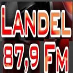 Logo da emissora Rádio Landell 87.9 FM