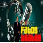 Logo da emissora Rádio Fatos e Boatos