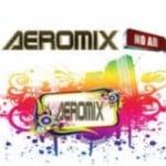 Logo da emissora Rádio Aero Mix