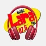 Logo da emissora Rádio Lara 87.9 FM