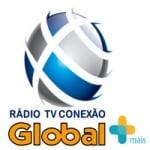 Logo da emissora Rádio Conexão Global Mais