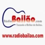 Logo da emissora Rádio Bailão
