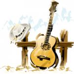 Logo da emissora Rádio Viola Joseense