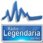 Logo da emissora Rádio Legendária 960 AM
