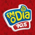 Logo da emissora Rádio FM O Dia 90.5