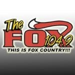 Logo da emissora Radio KDXY 104.9 FM The Fox