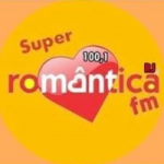 Logo da emissora Rádio Super Romântica FM Rio