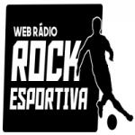 Logo da emissora Web Rádio Rock Esportiva