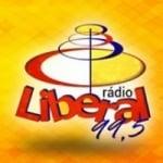 Logo da emissora Rádio Liberal 99.5 FM