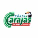 Logo da emissora Rádio Carajás FM Web