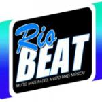 Logo da emissora Rádio Rio Beat