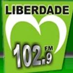 Logo da emissora Rádio Liberdade 102.9 FM