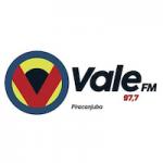 Logo da emissora Rádio Vale 97.7 FM