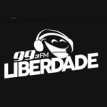 Logo da emissora Rádio Liberdade 99.3 FM