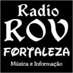 Logo da emissora Rádio Web Rov Fortaleza