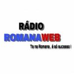 Logo da emissora Rádio Romana Web
