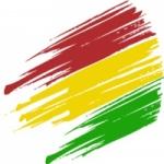 Logo da emissora Rádio Bolívia Mix