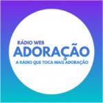 Logo da emissora Rádio Web Adoração
