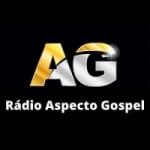 Logo da emissora Rádio Aspecto Gospel