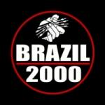 Logo da emissora Rádio Brazil 2000