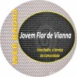 Logo da emissora Jovem Flor de Vianna