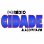 Logo da emissora Rádio Cidade Alagoinha