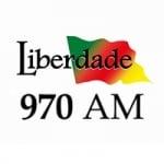 Logo da emissora Rádio Liberdade 970 AM