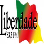 Logo da emissora Rádio Liberdade 83.3 FM