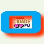 Logo da emissora Rádio Cidade 89