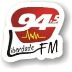 Logo da emissora Rádio Liberdade 94.5 FM
