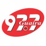 Logo da emissora Rádio Guaíra 97.7 FM