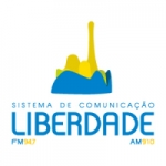Logo da emissora Rádio Liberdade 94.7 FM