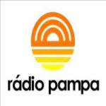 Logo da emissora Rádio Pampa FM