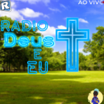 Logo da emissora Rádio Eu e Deus