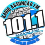 Logo da emissora Rádio Assunção FM