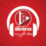 Logo da emissora Rádio O Repórter