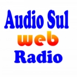 Logo da emissora Audiosul Web Rádio