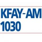 Logo da emissora Radio KFAY 1030 AM
