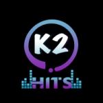 Logo da emissora Rádio K2 Hits