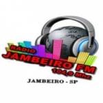Logo da emissora Rádio Jambeiro 104.9 FM