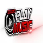 Logo da emissora Rádio Studio Play Music RN