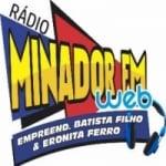 Logo da emissora Rádio Minador FM