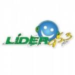 Logo da emissora Rádio Líder 95.3 FM